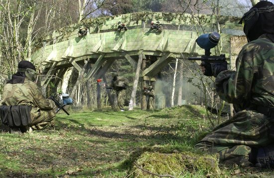 Force 10 Paintball Doncaster