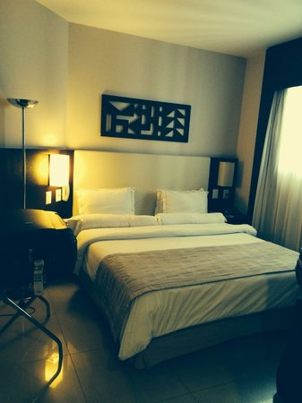 Royal Jardins Hotel: Quarto standard