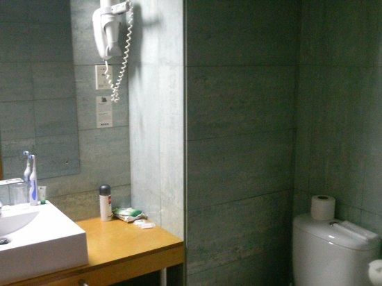 Comfort Inn Ponta Delgada: lovely bathroom