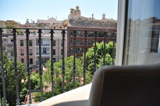 Quartprimera Apartments : Vistas desde Habitación nº 5