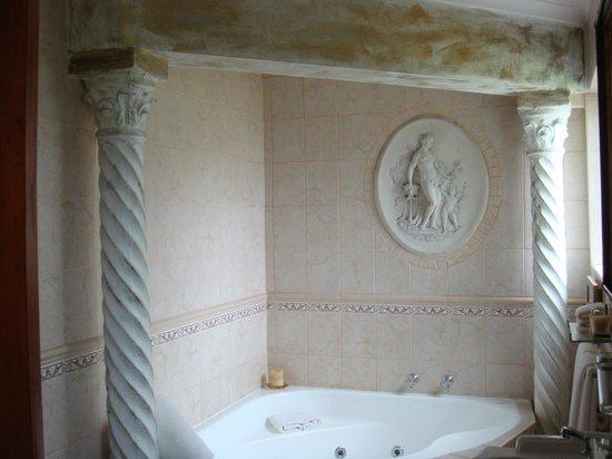 Hermanus Guesthouse: La salle de bains