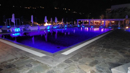 Petasos Beach Hotel & Spa: piscina