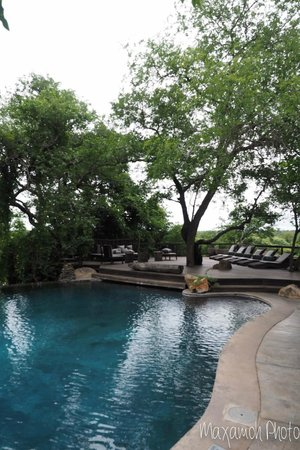 Singita Boulders Lodge: Main Pool