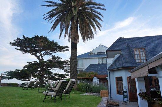 Harbour House Hotel: extérieur