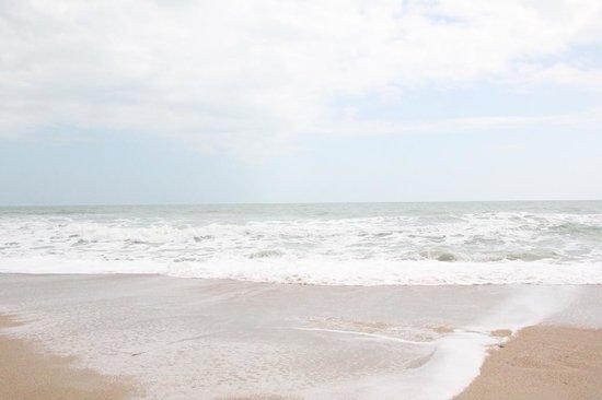 New Star Beach Resort : Weather at the beginning of December