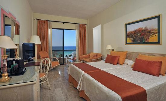 Melia Las Americas: Standard Room Ocean View