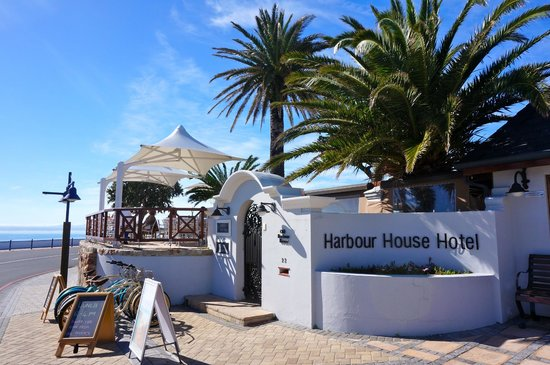 Harbour House Hotel : hôtel