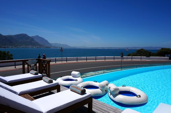 Harbour House Hotel : piscine
