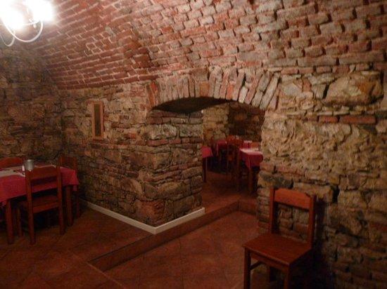 Atlante Residence - Ai Quattro Angeli: Really nice breakfast area