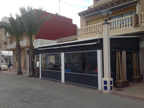 Restaurante Brel: front of restaurant