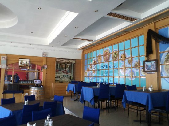 Santiago de chile restaurant caleta tongoy comedor for Comedor vintage chile