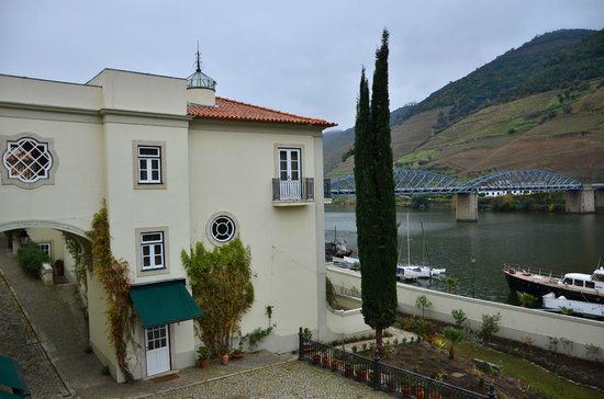 The Vintage House Douro: View from the room.