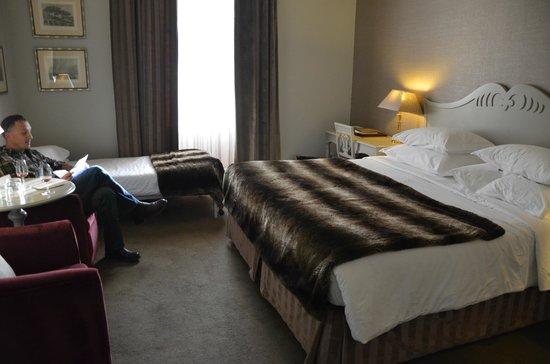 Vintage House Hotel: Room 125