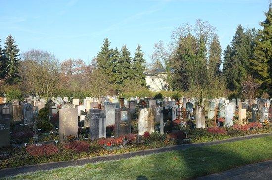 Friedhof Sihlfeld: Teil E