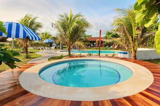 Somar Surf Camp & Lodge: Jacuzzi
