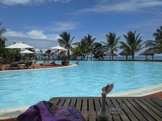 Dongwe Club: piscina stupenda