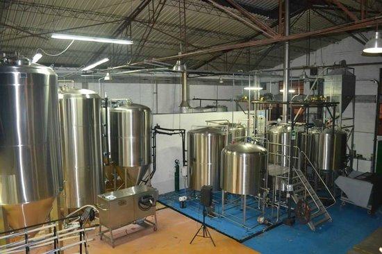 Cervecería 3 Cordilleras