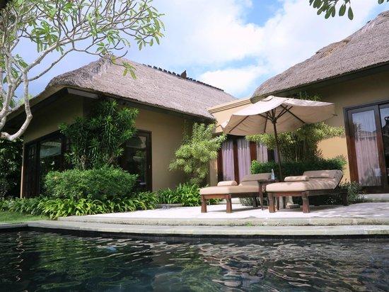 AYANA Resort and Spa: Ocean Facing Pool Villa