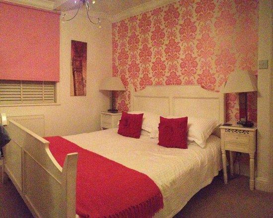 Hamiltons Boutique Hotel: Lady Hamilton Suite