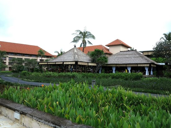 AYANA Resort and Spa: One of the Restaurants