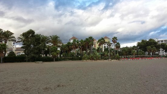 Marriott's Playa Andaluza: Marriott Playa Andaluza - from beach