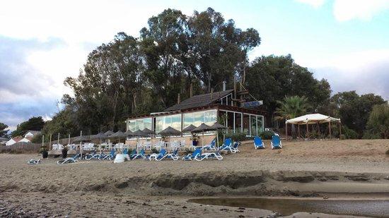 Marriott's Playa Andaluza : Restaurant beside Marriott - DON'T GO HERE!