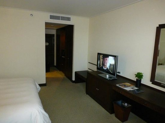 Plaza Athenee Bangkok, A Royal Meridien Hotel: view