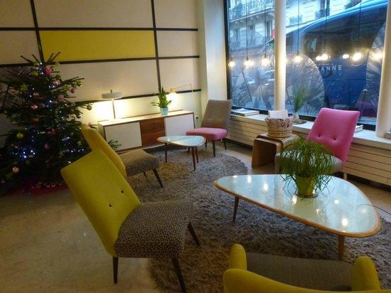 Hotel Palm - Astotel: Lobby
