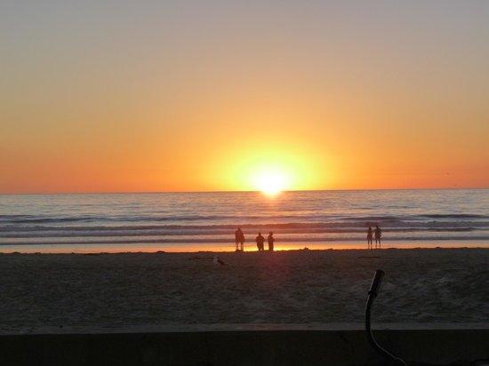 sunset beach san - photo #20
