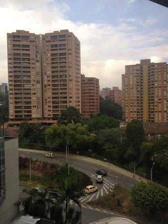 Four Points By Sheraton Medellin: Vista desde la habitacion