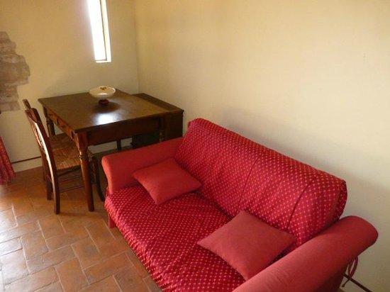 Agriturismo Le Mandrie di San Paolo : Living room