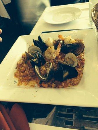 Ristorante San Marco: Seafood Risotto!!!