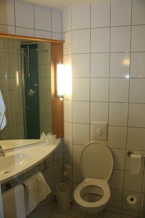 Ibis Kaunas Centre: туалет