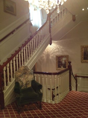 Granville Hotel: Staircase