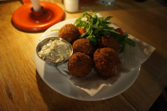 Fisherman's Cottage: tapas
