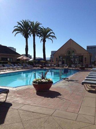 Fairmont San Jose: Pool
