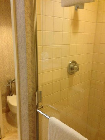 Fairmont San Jose: Bathroom