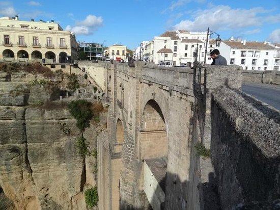 Baños Romanos Andalucia:Exterior Roof, Arab Public Baths, Ronda: fotografía de Baños árabes