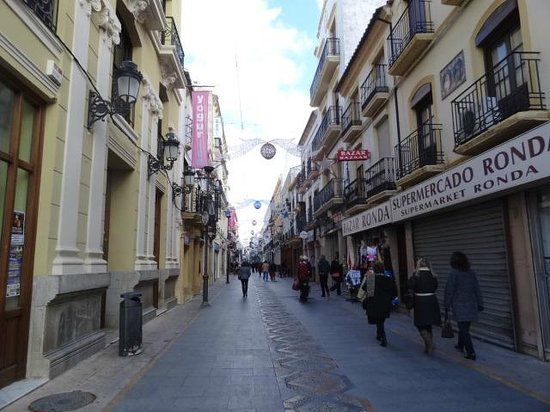 Baños árabes públicos: Lekker winkelen in Ronda