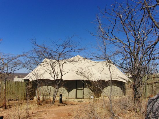 The Elephant Camp: Tented Suite