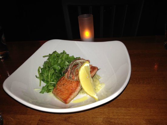 Elements : Grilled Salmon