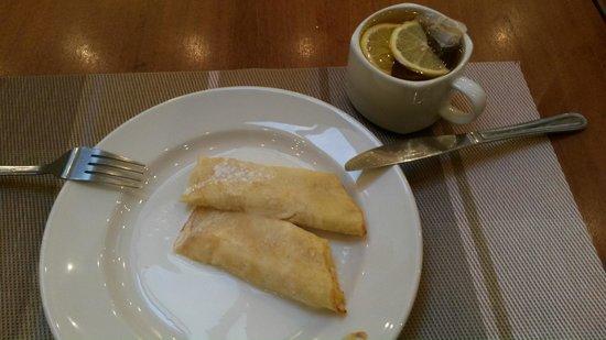 Best Western Hotel Felix: Śniadanie, za dodatkową opłatą...
