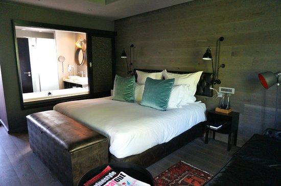 Majeka House : chambre
