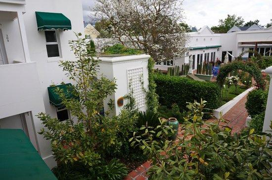 Majeka House: extérieur