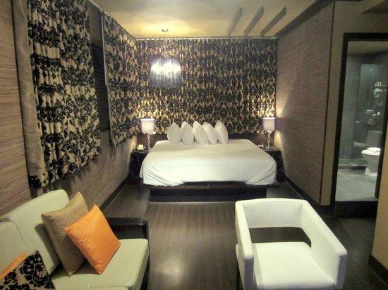 Hotel Chelsea: Quarto chelsea