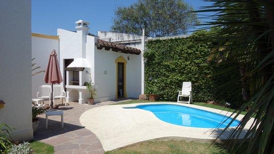 Hotel del Virrey: Small pool