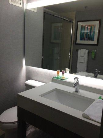 Hyatt Place Chicago / River North : Bathroom