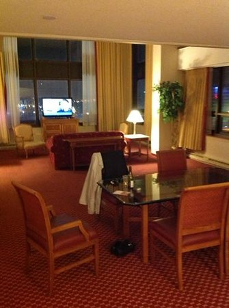 Holiday Inn Express Chicago O'Hare: siting room