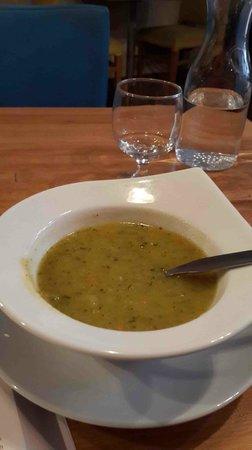 Saveurs Veget'halles : Une bonne soupe pour se réchauffer, rien de tel