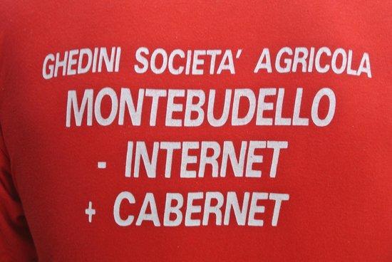 Monteveglio, Italia: montebudello
